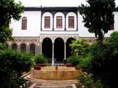 Al Qemarieh .Damascus