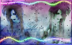 #manasama #mana #moidixmois new  Mana Sama wallpaper color by DixNightMis.deviantart.com on @DeviantArt