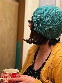 Crochet cloche pattern