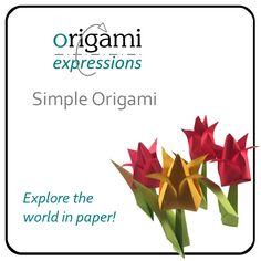 Simple Origami, Origami Models, Paper