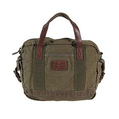Napapijri Canvas Business Tasche Ealge Olive - http://herrentaschenkaufen.de/napapijri/napapijri-canvas-business-tasche-ealge-olive