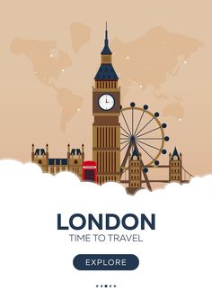 11 Things To Do This Weekend In London Things To See On A Weekend In London<br> London is a pretty incredible city! There 's so much to do across all the areas of London. That being said, so much choice can make it hard to whittle down just a few things London Illustration, Travel Illustration, Vintage Travel Themes, Weekend In London, Album, London Poster, Beach Trip, Beach Travel, Hawaii Beach