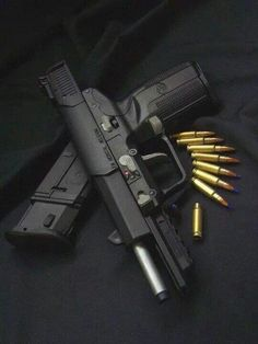FN 5.7 is just bad ass.