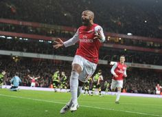 Thierry Henry nurtures his legend in his return to Arsenal with a late game-winner.