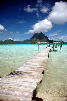 Bora Bora...your calling on me is getting harder to resist!