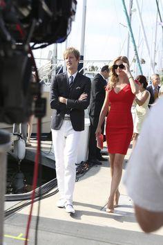 Emily VanCamp, Gabriel Mann..one of the best shows on tv!1 Revenge