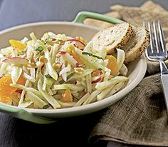 Cool and delicious. Perfect for summer.  MyPanera Recipe: A Fennel and Sunchoke Salad with Oranges and Mint