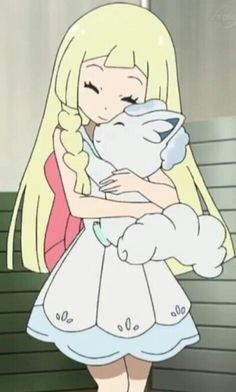 Lillie and Shiron♡