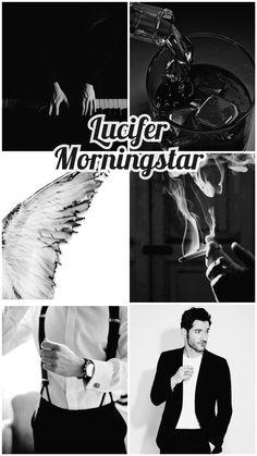Wallpaper Lucifer  #LuciferMorningstar ⭐ #Lucifer  #FoxLucifer