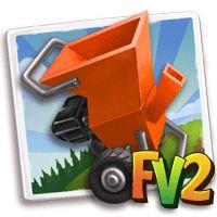 L'Oasi nel Deserto: Trucco Farmville2: Cippatrice arancione per legno,...