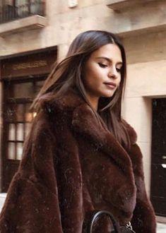 Fur Coat, Fur Jacket, Fake Fur, Jackets, Fashion, Down Jackets, Moda, Fashion Styles, Fashion Illustrations
