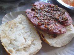 Choripan - Argentinian Chorizo Sandwich. My everything for a Choripan!