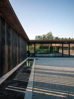 La Cuisine Art Center, Nègrepelisse, 2014 - RCR Arquitectes | Rafael Aranda, Carme Pigem, Ramon Vilalta