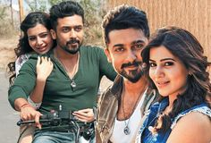Samantha on intimate scenes with Suriya in Anjaan