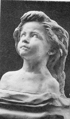 La petite châtelaine, Camille Claudel Auguste Rodin, Musée Rodin, Camille Claudel, Plaster Sculpture, Art Sculpture, Pablo Picasso, Christo And Jeanne Claude, Cemetery Art, Terracota