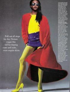Naomi, 1988