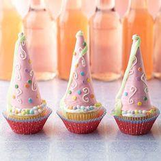 Princess Birthday Cupcakes party