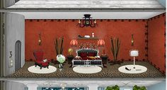 'the S room Glitch, Table Settings, Adventure, Room, Bedroom, Rooms, Fairytail, Place Settings, Fairy Tales