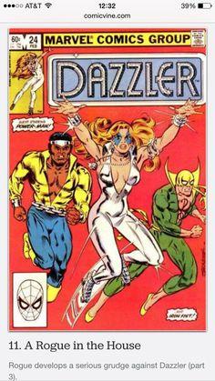 Dazzler #24 (grudge against Dazzler pt 3)