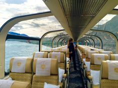 Rocky Mountaineer Gold Dome - Photo Credit: Ava Roxanne Stritt - This is on my travel bucket list!