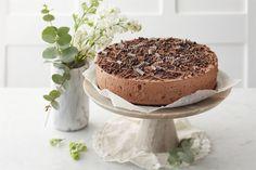 Suklaamoussekakku Cake Gallery, Tiramisu, Pudding, Sweets, Meals, Ethnic Recipes, Desserts, Food, Drinks
