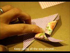 G45 Easter/Spring Paper Pinwheels