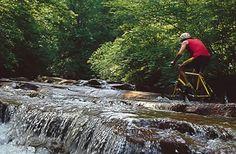 Mountain Biking in West Virginia