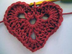 mizflurry: Patroon hart haken