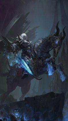 Fantasy Character Design, Character Design Inspiration, Character Art, Fantasy Fiction, Fantasy Rpg, Warcraft Art, World Of Warcraft, Steven World, Art Eras