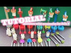 Tutoriel: comment créer des albums photo pour des poupées - YouTube