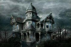 Awesome old abandoned mansion
