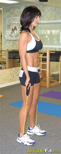 Quick Workouts - Portable Workouts With Exercise Bands
