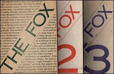 """Journal """"The Fox"""", Nr.1-3, 1975-76. Published by Sarah Charlesworth and Joseph Kosuth. Articles by Ian Burn, Mel Ramsden, Michael Corris, Joseph Kosuth, Andrew Menard, Adrian Piper, and others."""