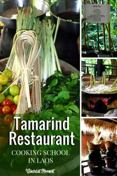 Taking a cooking class while travelling through a country is a delicious way to discover the local culture. Click to read all about my experience at Tamarind Restaurant in Luang Prabang, Laos where I learnt to make some seriously drool-worthy dishes or pin it and save it for later.