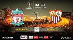 La Final de la Europa League entre el Liverpool y el Sevilla | Football Manager All Star