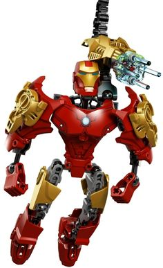LEGO Super Heroes Iron Man