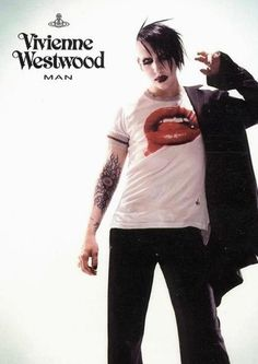 Marilyn Manson for Vivienne Westwood