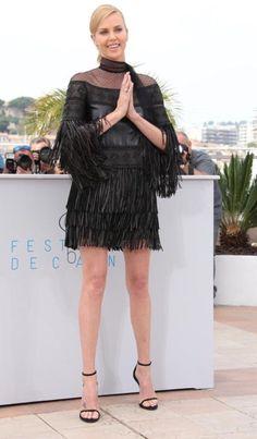 Festival de Cannes 2015-Charlize Theron