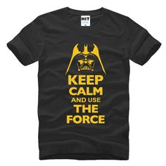 Star Wars Darth Vader Keep Calm And Use The Force - free shipping worldwide