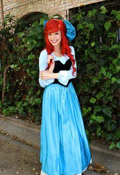 Little Mermaid dress costume
