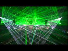 Лучи. Красивая электронная музыка Сергея Чекалина  The rays. Beautiful e...