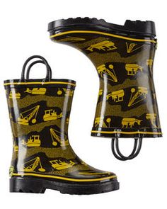 Western Chief Construction Site Rain Boots