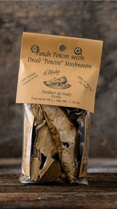 Delicious and versatile, porcini exemplifies the beauty of the wild mushroom.