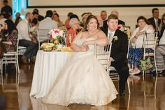 Kelsey & Jeff | Soldiers & Sailors Museum | Historic Wedding | Pittsburgh Wedding | Spring Wedding | Grand Ballroom | The Blooming Dahlia Florist | Rania's Catering | Kristen Vota Photography | Modern Era Weddings | Chiavari Chairs | Bride & Groom |
