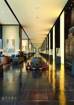 The Puli Hotel & Spa - Hospitality Design | Australian Interior Design Awards