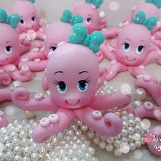 Ariel, Mermaid Theme Birthday, Mermaid Parties, Clay Tutorials, Cold Porcelain, Cute Food, Clay Art, 1st Birthday Parties, Cake Pops