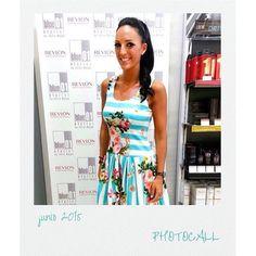 Photocall desde el salón de Gracia.  #blue01stylist #photocall #peinados #peluqueria #pelu… http://ift.tt/1LmQ1gi