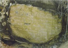Authentic or not??? The Dashka Stone is an ancient Pale-Hebrew text of the 10 Commandments.   The amazing part is that it dates to be older than the time of Columbus' first landing on North American soil...the kicker, it weighs 80 tonnes and is located in New Mexico!!