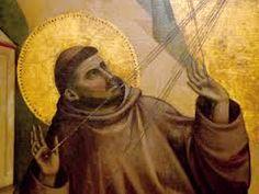 Francisco el Primer estigmatizado de la Iglesia