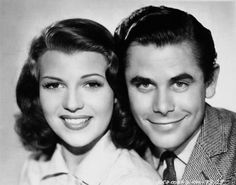 Rita Hayworth & Glenn Ford